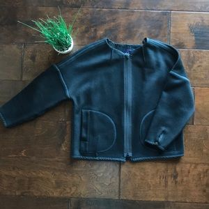 Madewell Black Zip Jacket 😍 S